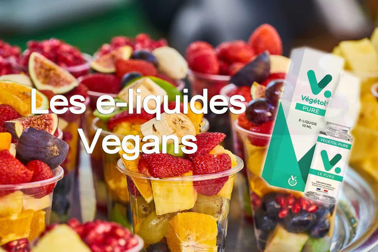 eliquide vegan