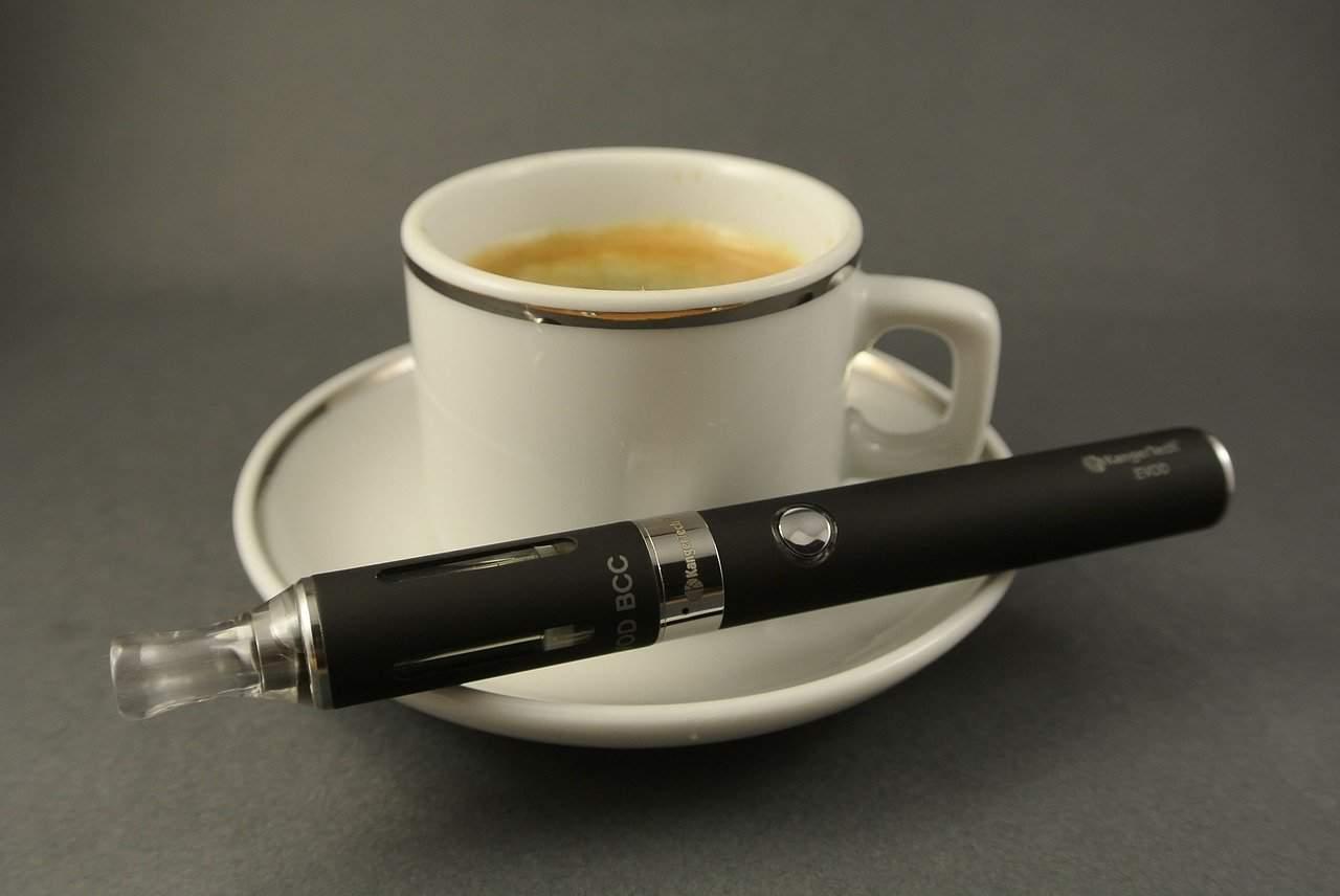 E-cigarette format tube