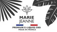 Le Sunrise de Marie-Jeanne, un e-liquide au CBD fruité.
