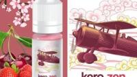 Focus sur le e-liquide Kero Zen de Solana.